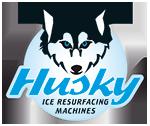 Husky Eisbearbeitungsmaschinen Logo